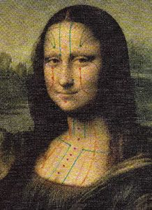 image of the Mona Lisa Painting